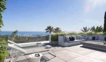 villa for sale in Marbella Sierra Blanca  R3412387